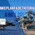 AIMIX Trituradora De Piedra