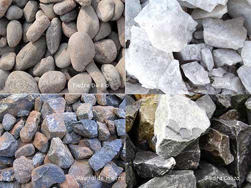 Diferentes Tipos De Piedras