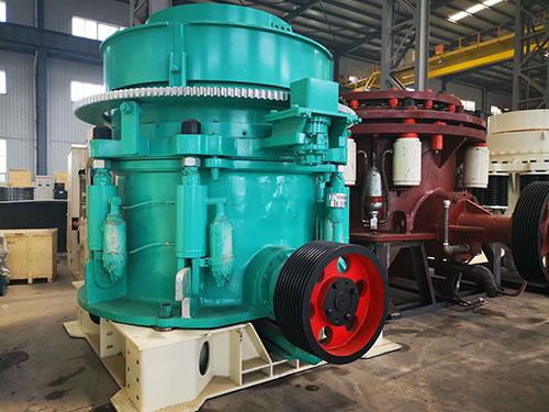 Máquina Trituradora Cónica Hidráulica De Multicilindro De Piedra En Venta