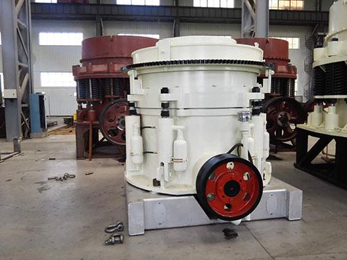 Máquina De Triturción De Cono Hidráulica