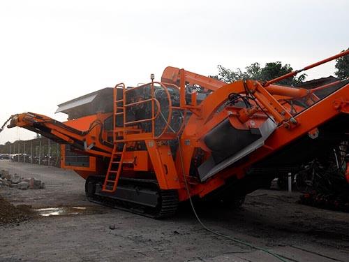 AIMIX Vende Diversos Tipos De Máquina Trituradora Móvil De Piedra