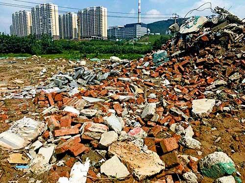 Residuo De Construcción