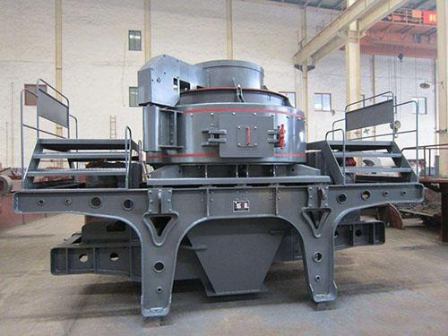 Máquina De Trituración De Eje Vertical