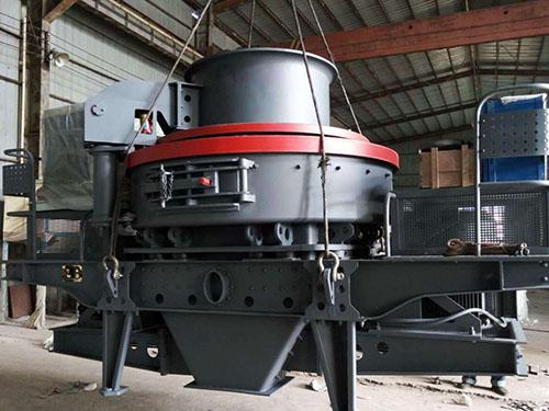 APVSI Máquina Trituradora De Impacto De Arena