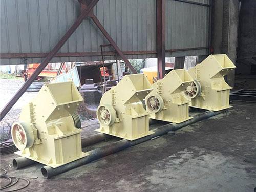 AIMIX Máquinas Trituradoras De Martillo