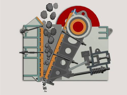 Flujo De Trabajo De Máquina Chancadora De Quijada