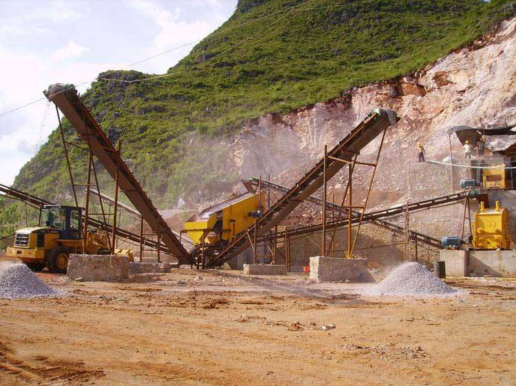 Venta De AIMIX Planta Estacionaria De Trituración De Rocas