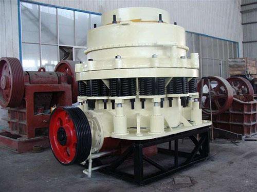 Máquina Trituradora De Escombros De Cono Symons