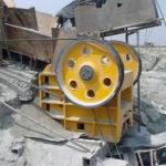 Trituradora de Piedra Industrial