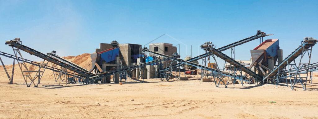 AIMIX Planta Trituradora De Piedra En Venta
