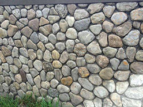 Piedras De Río Para La Pared